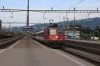 SBB Re4/4II 11181 arrives into Rotkreutz with IR2894 1618 Bellinzona - Zurich Hbf