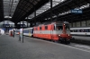 SBB Re4/4 11109 at Basel after arrival with a push-pull set forming ICE70 1239 Chur - Hamburg Altona; which it worked from Chur due to non-availibility of ICE sets!