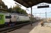 BLS Re465 465008 at La Chaux-de-Fonds after arrival with RE3914 0853 Bern - La Chaux-de-Fonds