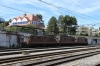 BLS Re425's 189, 177 & 170 stabled at Spiez