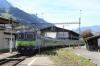 BLS Re420 420502 departs Erlenbach im Simmental with RE4073 1308 Interlaken Ost - Zweisimmen