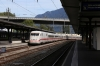 DB ICE set 401584/084 arrive into Interlaken Ost to form ICE376 1500 Interlaken Ost - Basel Bad