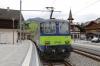 BLS Re420 420501 at Zweisimmen after arrival with RE4077 1508 Interlaken Ost - Zweisimmen