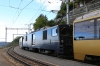 MOB GDe4/4 6002 at Chamby with IR2118 0944 Montreux - Zweisimmen