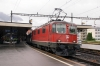 SBB Re4/4 11116 at Arth Goldau with IR2421 1209 Zurich Hbf - Locarno