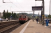 SBB Cargo Re6/6 11627 passes through Liestal with a freight