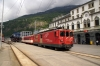 MGB Deh4/4II 94 at Brig with 526 1008 Visp - Andermatt
