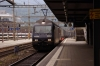 BLS passenger 465002 & BLS Re425 171 pass through Olten with a freight