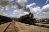 "Steam loco #3254 runs into Scranton to work the 1230 Scranton - Moscow & return ""special"""
