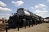 "Alco ""Big Boy"" X4012 at Scranton Steamtown during the 2012 Railfest"