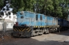 Ex IR YDM4 CC1502 (6469) waits its fate at Dakar old station as it requires a new crankshaft!