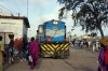 Ex IR YDM4 CC1503 (6588) at Thiaroye after arrival with 315 0735 Dakar Cyrnos- Thiaroye