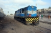 Ex IR YDM4 CC1503 (6588) drops onto the stock at Thiaroye to form 320 0831 Thiaroye - Dakar Cyrnos