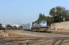 Ex IR YDM4 CC1504 (6496) arrives into Dakar Hann with 319 0822 Dakar Cyrnos - Thiaroye