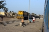 Societe d'Exploitation Ferroviaire des ICS (SEFICS) GM CC2461 waits with a Dakar bound freight at Rufisque