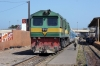 DLW built CC2301 stands at Dakar Cyrnos waiting to depart with the 1600 Dakar Cyrnos - Thiaroye