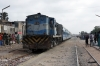 Ex IR YDM4 CC1504 (6496) arrives into Thiaroye with 331 1630 Dakar Cyrnos - Rufisque
