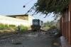 Ex IR YDM4 CC1504 (6496) runs round at Dakar Cyrnos to work 321 0912 Dakar Cyrnos - Thiaroye