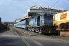 Ex IR YDM4 CC1504 (6496) waits departure from Dakar Cyrnos with 321 0912 Dakar Cyrnos - Thiaroye