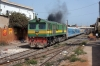 DLW built CC2301 departs Dakar Cyrnos with the 1600 Dakar Cyrnos - Thiaroye
