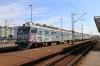 ZS EMU 412xxx/018 departs Novi Beograd with 8036 1051 Ovca - Batajnica