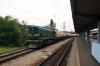 ZS 661119 heads through Rakovica with a petroleum train