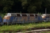 ZS 761's dumped in the yard between Rakovica & Topcider; the first two aren't identifiable but the third is 761003