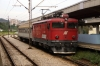 ZS 441001 at Rakovica after arrival with 6903 1325 Belgrade - Rakovica; this appeared to be a staff train as it arrived back from the yard with staff on board
