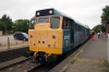 31101 at Shenton after arrival with the 1230 Shackerstone - Shenton