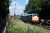 31101 pauses at Market Bosworth with the 1345 Shackerstone - Shenton