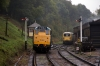 31101 backs onto its stock at Shackerstone to form the 1345 Shackerstone - Shenton