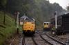 31101 backs onto its stock at Shackerstone to form the 1345 Shackerstone - Shenton