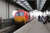 67013 at Inverness after arrival with 1S25 2116 (P) Euston - Inverness