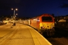 67013 waits to depart Inverness with 1M16 2044 Inverness - Euston
