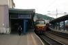 ZSSK 240022 waits to depart Bratislava HS with Os3031 1900 Bratislava HS - Leopoldov