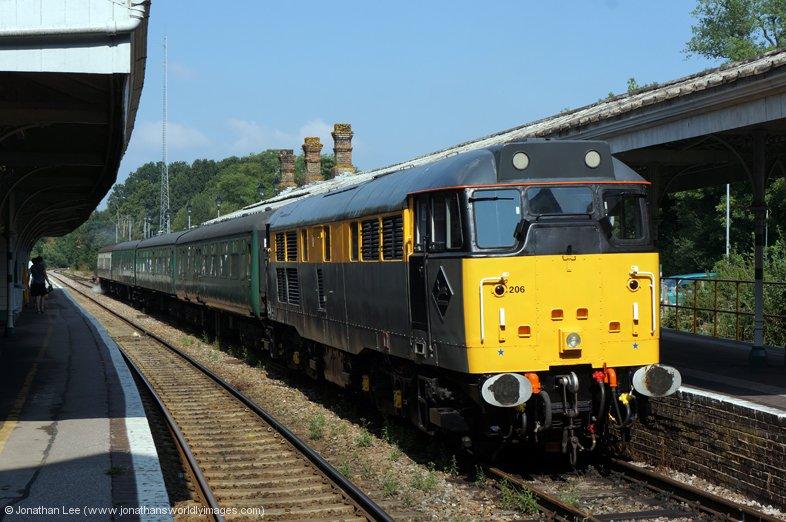 Spa Valley Railway Tunbridge Wells
