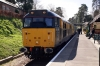 31206 at Groombridge with the 1210 Eridge - Tunbridge Wells West