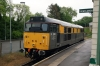 31206 waits for the stock to arrive from Tunbridge Wells West before working the 1530 Eridge - Tunbridge Wells West