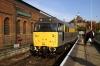 31206 at Tunbridge Wells West after arrival with the 1530 Eridge - Tunbridge Wells West