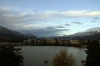 View over Lake Maggiore from the Ramada Hotel at Locarno