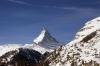 Matterhorn & Zermatt from Gornergratbahn