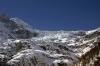 En-route Zermatt to Visp on Matterhorn Gotthard Bahn; near Herbriggen