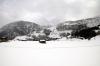 From Matterhorn Gotthard Bahn near Disentis
