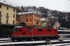 SBB Re420 11196 at Bellinzona