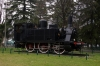 Steam loco 851.186 beside Lake Como, Italy