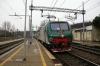 Trenord E464465 departs Albate-Camerlata with 25053 1416 Chiasso - Milan P Garibaldi