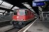 SBB Re420 11228 at Zurich HB with EC6 1300 Zurich HB - Hamburg Altona (diverted via Brugg due Lenzburg Tunnel being closed)