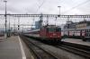 SBB Re420 11133 arrives at Zurich HB with EC183 0953 Stuttgart - Zurich HB