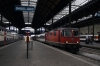 SBB Re420 11158 waits to depart Basel with IR2177 1404 Basel - Locarno