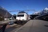 SBB Re460 460041 at Interlaken Ost with IC982 1600 Interlaken Ost - Basel